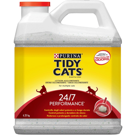 Purina Tidy Cats Performance 24/7 Clumping Litter 6.35kg