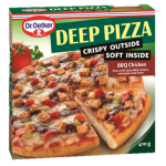 Dr. Oetker Deep Pizza Grilled Chicken 420g