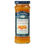 St. Dalfour Orange with Peels Jam No Added Sugar 284g