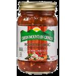 Green Mountain Gringo Gluten Free Roasted Garlic Medium Salsa 454g