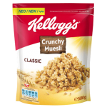 Kellogg's Crunchy Muesli Classic 500g