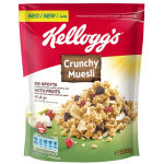 Kellogg's Crunchy Muesli with Fruits 500g