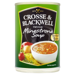 Crosse & Blackwell Delicious Minestrone Soup 400g