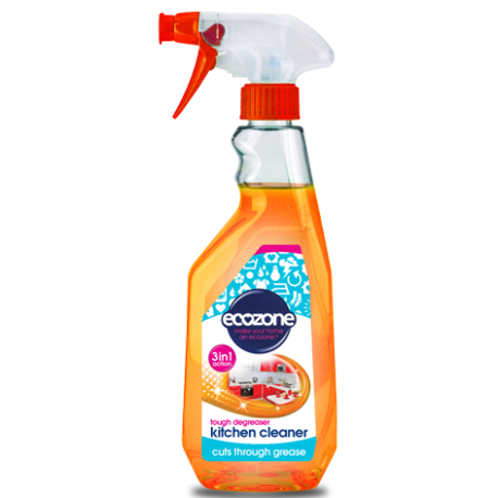 Ecozone Tough Degreaser Kitchen Cleaner 500ml