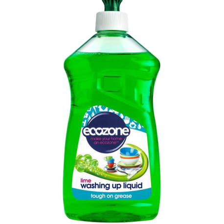 Ecozone Washing Up Liquid Lime 500ml