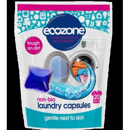 Ecozone Non-Bio Laundry Capsules 20