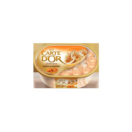 Carte D'or Selection Caramel Ice Cream 900ml