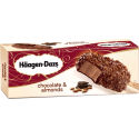 Haagen-Dazs Chocolate Choc Almond Stick Bar 70g