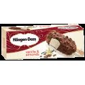 Haagen-Dazs ice cream Vanilla Caramel Almond 70g