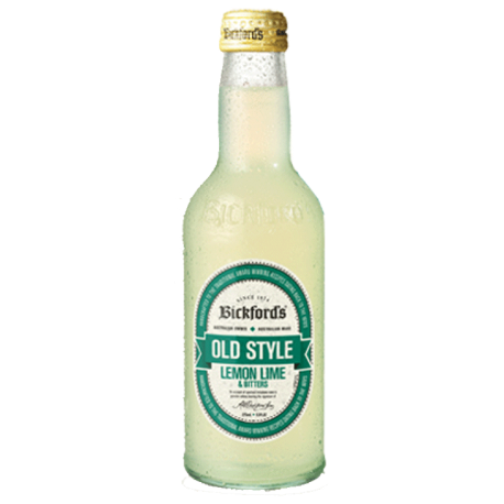 Bickford's Old Style Lemon Lime 275ml