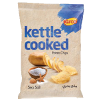 Kitco Kettle Cooked Sea Salt Potato Chips 40g