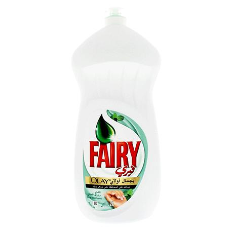 Fairy Olay Tea with Mint Leaves 1.2L