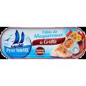 Petit Navire Grilled Mackerel Fillets 110g