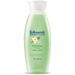 Johnson's Body Care Soft & Fresh Invigorate Shower Gel 400ml