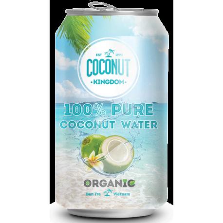 Coconut Kingdom Organic Coconut Water 330ml