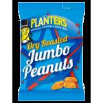 Planters Dry Roasted Jumbo Peanuts 250g