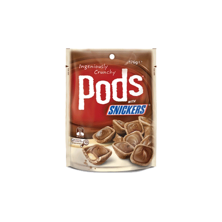 Mars Pods with Snickers 176g