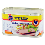 Tulip Chicken Luncheon Meat 200g