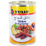 Tulip Chicken Hotdog Sausages 425g