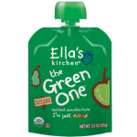 Ella's Kitchen The Green One Organic 90g