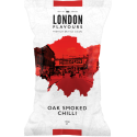London Flavours Oak Smoked Chilli Potato Chips 150g