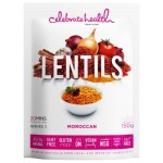 Celebrate Health Moroccan Lentils 150g