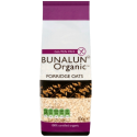 Bunalun Organic Original Gluten-Free Porridge Oats 500g