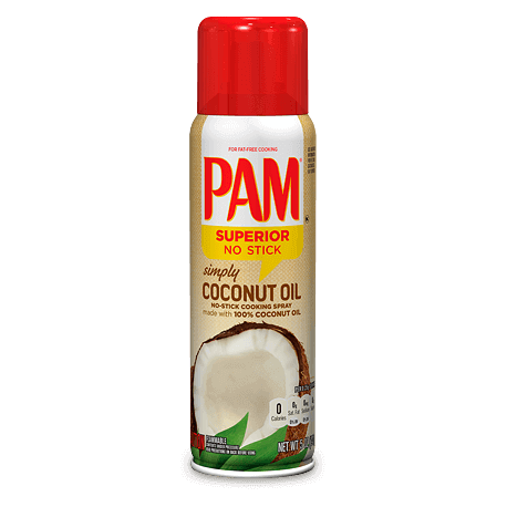 Pam Non-Stick Coconut Oil Spray 141g
