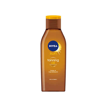 Nivea Tanning Oil 6 Low 200ml