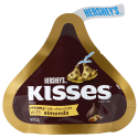 Hershey's Kisses Creamy Milk Chocolate with Almond 146g