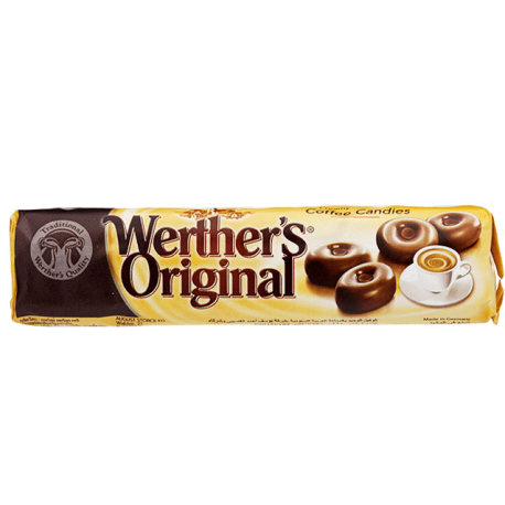 Storck Werther's Original Coffee Candies 50g
