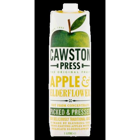 Cawston Press Apple & Elderflower Juice 1L