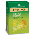 Twinings Lemon Honey Green Tea 25 Teabags