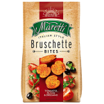Maretti Bruschette Tomato, Olives & Oregano 4 Packs 4x50g