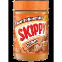 Skippy Roasted Honey Nut Creamy Peanut Butter 462g