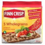 Finn Crisps 5 Wholegrains Thin Crispbread 200g