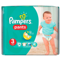Pampers Pants 3, Midi 6-11kg, 26 Diapers