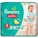 Pampers Pants 4, Maxi 9-14 kg, 24 Diapers