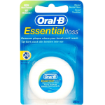 Oral B Essential Floss Waxed 50m