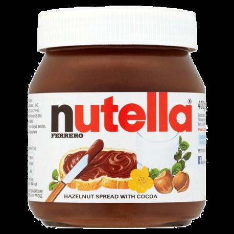 Nutella Hazelnut Cocoa Spread 400g