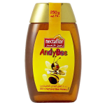 Nectaflor Andy Bee Natural Bee Honey 250g