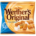 Storck Werther's Original Soft Cream Toffees 125g