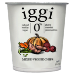 Iggi Mixed Veggie Chips 28g