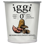 Iggi Mushroom & Sweet Potato Chips 28g
