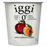 Iggi Apple & Peach Chips 28g