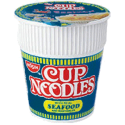 Nissin Cup Noodle Seafood Flavour 60g