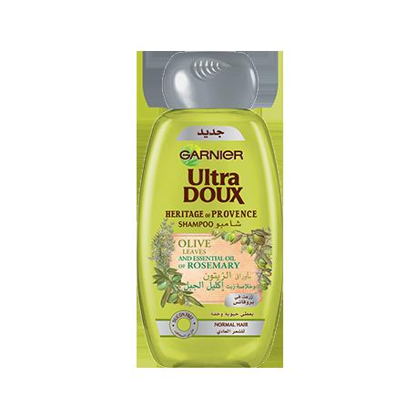 Garnier Ultra Doux Olive and Rosemary Shampoo 400ml