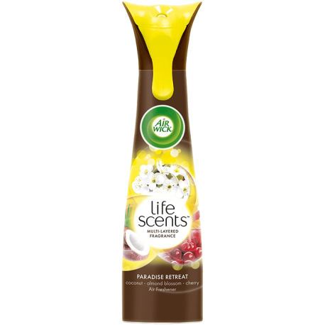 Air Wick Life Scent Paradise Retreat Air Freshener 210ml