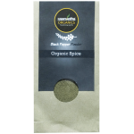Saaraketha Organic Black Pepper Powder 50g