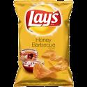 Lays Honey Barbecue 184g